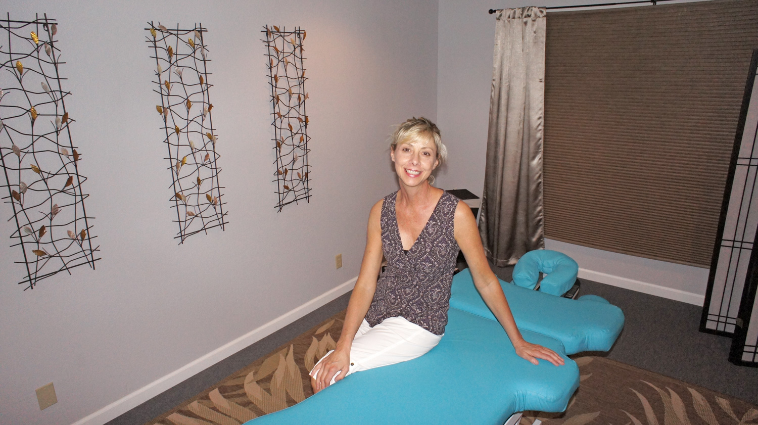 Massage Therapist Redding